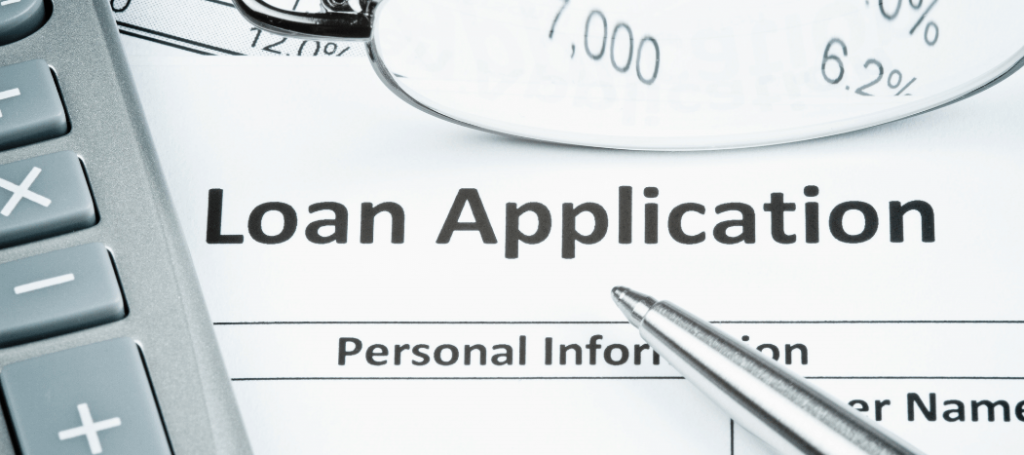 Quick loan application for construction funding