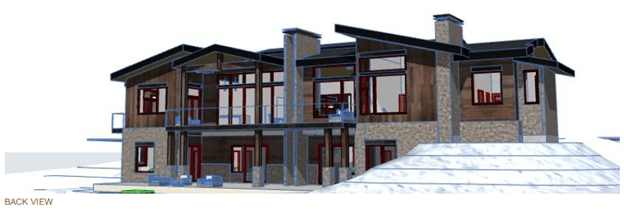 construction loan for a single-family spec home